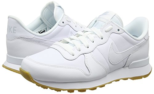Internationalist Nike white Brown white Multicolore Sneaker Donna Wmns gum Light white 103 T5H5qCZx