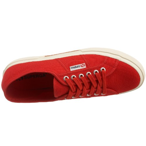 2750 Rouge Classic Superga Cotu Adulte 975 Baskets Mixte gqxdxOE