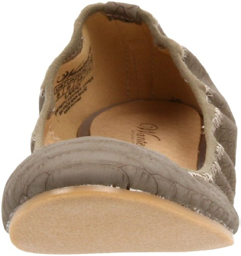 Women's Ballet Wanted Taupe Shoes Flat Lario Fqawpa5