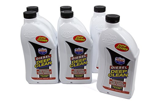 Lucas Oil Products 10873-6 Diesel Deep Clean Fuel Additive, 384. Fluid_Ounces (All Clean)
