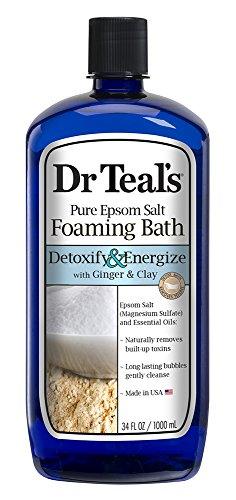 dr-teal-detox-soak-ginger-size-34z-dr-teal-detox-ginger-clay-foam-bath-34z