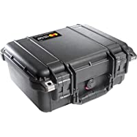 Pelican 1400NF Black Protector Case Without Foam 11.81x 8.87x 5.18 ID
