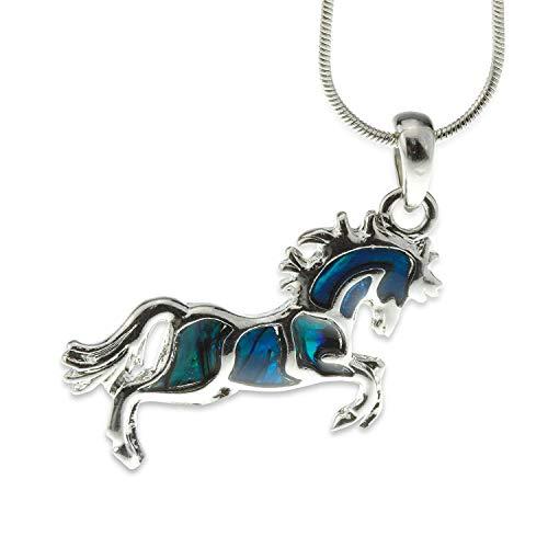 Embolden Jewelry Horse Necklace - Wild Bucking Spirit