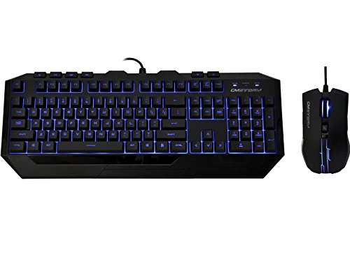 Cooler Master Devastator - LED Gaming Keyboard and Mouse Combo Bundle (Blue Edition) by Cooler Master
