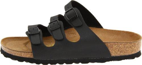 Birkenstock Women's Florida Sandals,Black,38 N EU / 7-7.5 AA(N) US by Birkenstock (Image #5)