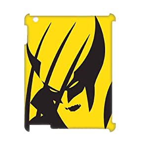 Winfors X-Mens Wolverine Phone 3D Case For IPad 2,3,4 [Pattern-3]