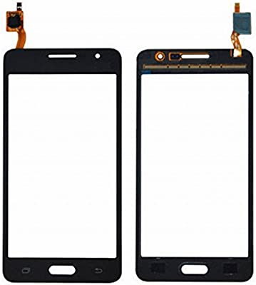 LCD Screen and Digitizer Full Assembly for Galaxy Grand Prime SM-G530F SM-G531F Premium Quality Color : Black