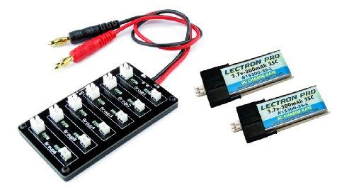 Bundle Lectron Paraboard Parallel Charging
