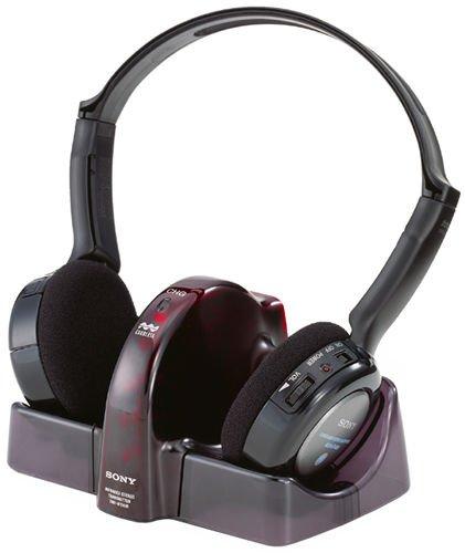 - Sony MDR-IF240RK Wireless Headphone System