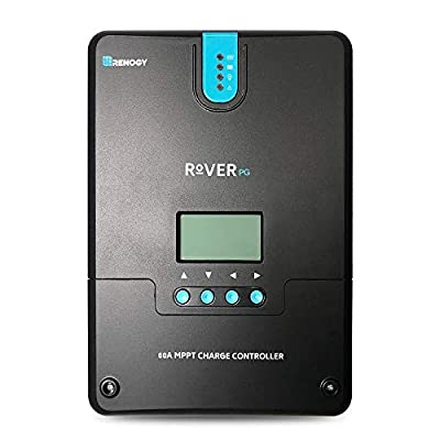Renogy Rover Positive Ground MPPT Solar Charge Controller