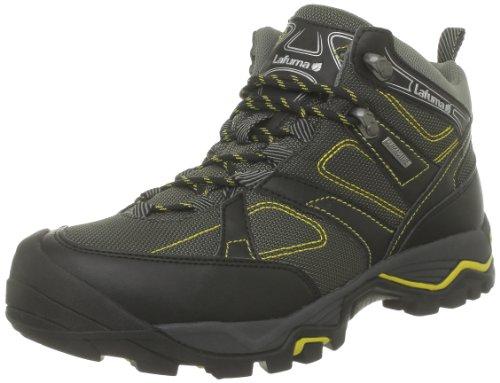 Lafuma M LIGHTWAY 2 WP LFG2063 - Zapatillas de montaña de cuero para hombre Negro (Schwarz (DARK SHADOW 5421))