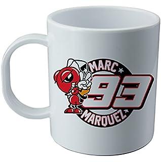 Marc Marquez 93 la hormiga bicicleta Moto GP llavero oficial ...