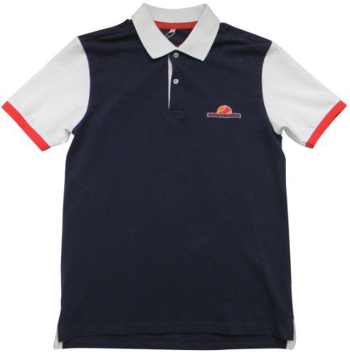 ACTS Urban Court Herren Poloshirt mit Strickkragen und Strickärmelabschluss, Kurzarm, uni, Größe: S