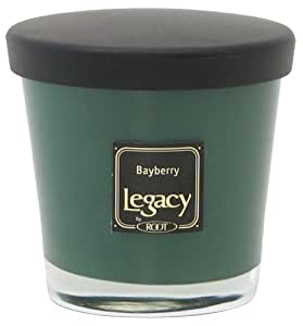 Legacy by Root Scented Veriglass Candle, Bayberry, Mini