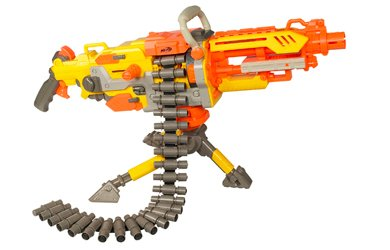 Hasbro NERF Nstrike Havok Fire EBF-25 Blaster