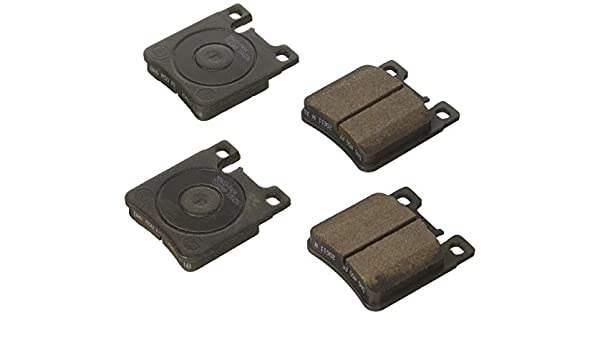 Dash4 MD603 Semi-Metallic Brake Pad