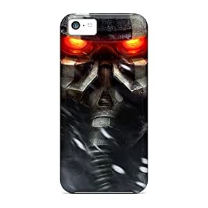 XiFu*MeiNew Killzone Cases Covers, Anti-scratch Mycase88 Phone Cases For Iphone 5cXiFu*Mei