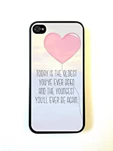 Today Quote HTC One M7 Cover Case For HTC One M7 Cover Fits Des...