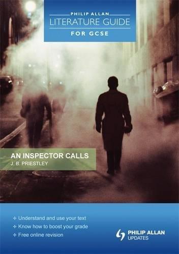 Read Online An Inspector Calls (Philip Allan Literature Guide for Gcse) pdf