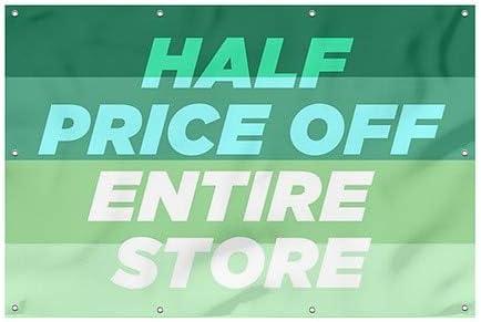 Modern Gradient Heavy-Duty Outdoor Vinyl Banner CGSignLab Half Price Off Entire Store 12x8