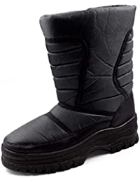 Mens Snow Winter Cold Weather Boots