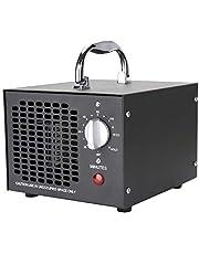 YQYW Generador de ozono 5,000mg / h purificador de Aire de ozono con Temporizador 65W Dispositivo de ozono ozonizador para automóviles de habitación Mascotas Humo
