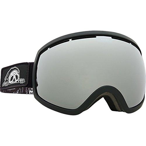 Eg2 Electric Goggles Snowboard (Electric Eyewear Unisex EG2 Sketchy Tank Sketchy Tank/Brose Silver Chrome Lens One Size)