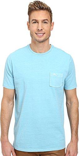 Tommy Bahama Men's New Bahama Reef Crew Arroyo Blue T-Shirt XL