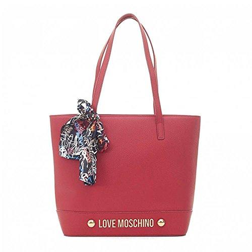 Love Moschino Borsa Shopping Rosso JC4125PP16LV0