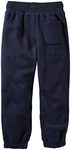 OshKosh B'gosh Baby Boys' Fleece Athletic Pants (Baby) - Navy - 12 Months