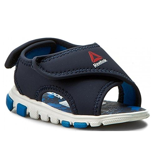 Reebok Bd4263, Zapatillas de Senderismo Niños Azul (Azul (Collegiate Navy /     Horizon Blue)