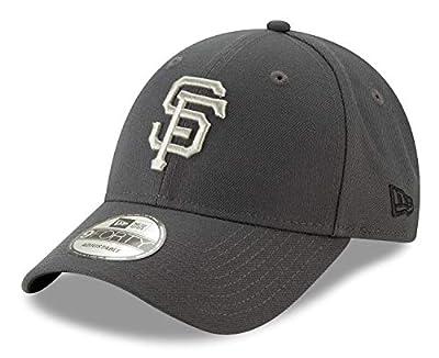 New Era San Francisco Giants The League Graphite 9FORTY Adjustable Hat/Cap