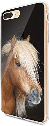 Azzumo Shetland Pony Portrait Soft Flexible Ultra Thin Case Cover For the Apple iPod Touch 6th /& 7th Gen