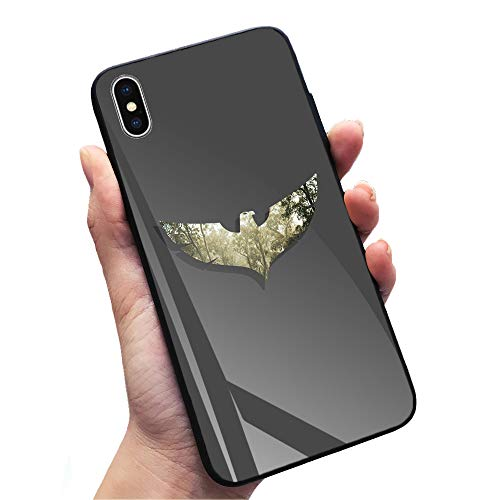 iPhone XR Shockproof Case Eagle of Justice TPU Soft Silicone Cover Phone Cases for Apple iPhone XR