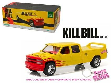 Amazon.com: New 1: 18 Greenlight Collection – Kill bill ...