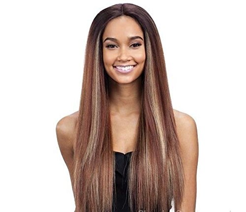 - ModelModel Synthetic Hair Lace Front Wig Premium Seven Star Sylvie (TSTOFFEE)