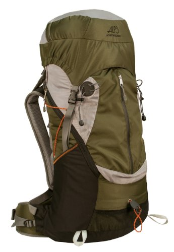 ALPS Mountaineering Wasatch 3900 Internal Frame Backpack, Outdoor Stuffs