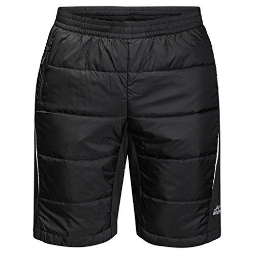 Shorts Atmosphere para hombre Jack Wolfskin, negro, talla 56 (hombre 40/33)
