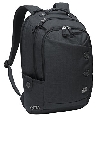 Ogio Computer Bags (OGIO Ladies Computer Laptop Melrose Pack - Storm Grey)
