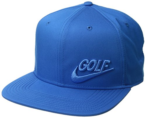 Nike AeroBill Pro Novelty Golf Cap 2018 Blue Nebula/Anthracite/Whit One Size Fits All