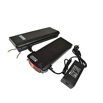 pswpower Yo en el Tax 10.4ah Haitian 36V bateria de Li - Ion con 2a