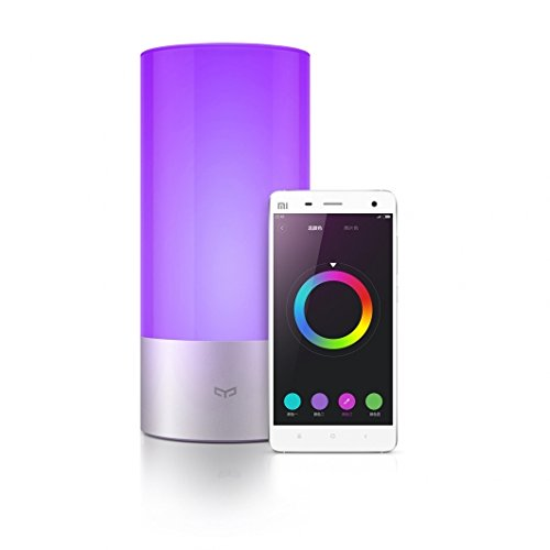 Original Xiaomi Yeelight Indoor Night Light Dimmable Bed Lamp 16 Million RGB Touch Control