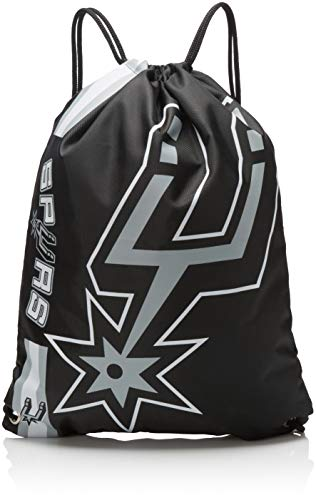 San Antonio Spurs Big Logo Drawstring Backpack]()