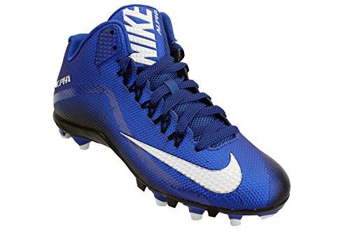Nike Mens Alpha Pro 2 3/4 Td Tacchetti Da Calcio Sport Royal / Nero / Bianco