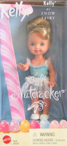 Barbie Nutcracker KELLY as Snow Fairy Doll ()
