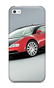 Premium Protection Bugatti Veyron 30 Case Cover For Iphone 5c- Retail Packaging
