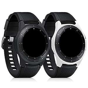 Amazon.com: kwmobile - Juego de 2 pulseras deportivas para ...
