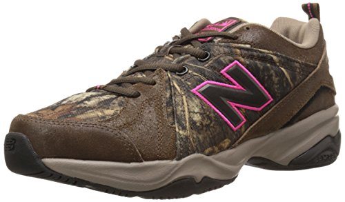 New Balance Women's WX608V4 Training Shoe, Brown Camo, 10 B US (Us Made Shoes)
