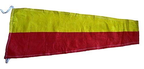 Marine 7 - International Nautical Signal Flag/Pennant - 10