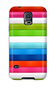 CaseyKBrown Fashion Protective Vivid Colors Case Cover For Galaxy S5